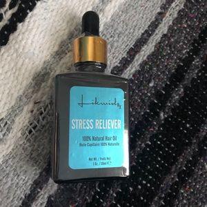 Likwid Stress Reliever Hair Oil
